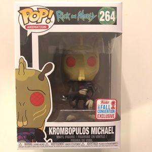 Funko Pop-Krombopulos Michael-#264